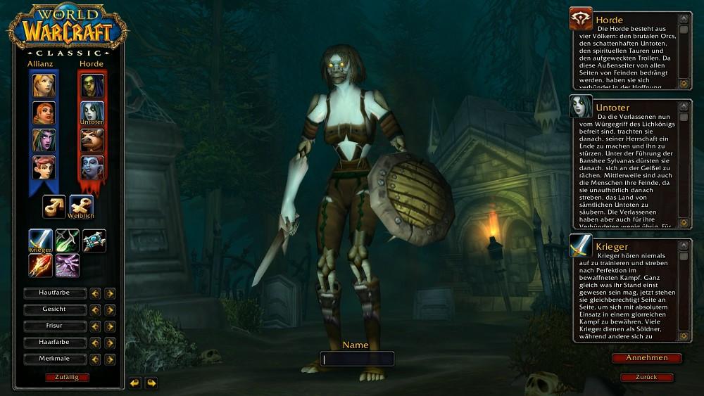 World of Warcraft Classic angespielt