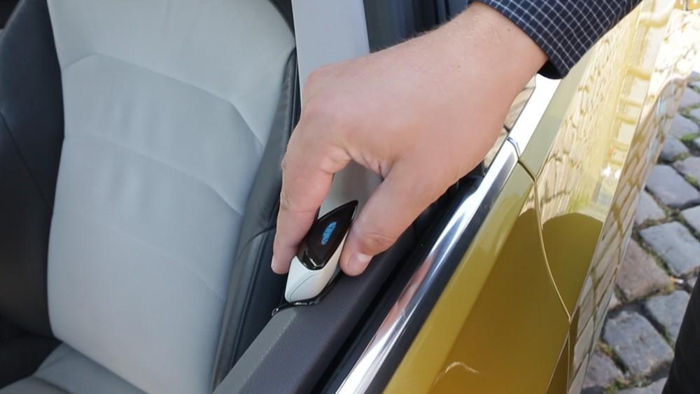 NXP Autoschlüssel erklärt