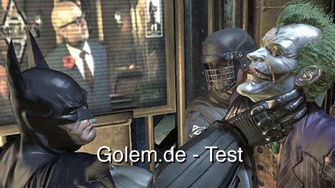 Batman Arkham Asylum - Test