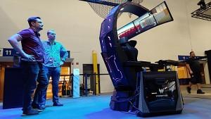Acer Predator Thronos ausprobiert (Ifa 2019)