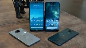 Nokia 6.2 und 7.2 - Hands on