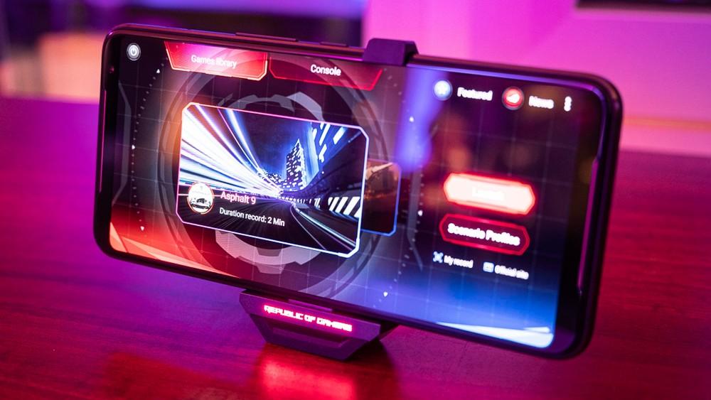 Asus ROG Phone 2 ausprobiert
