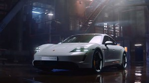 Porsche Taycan - Herstellervideo