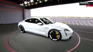 Vorstellung des Porsche Taycan - Herstellervideo
