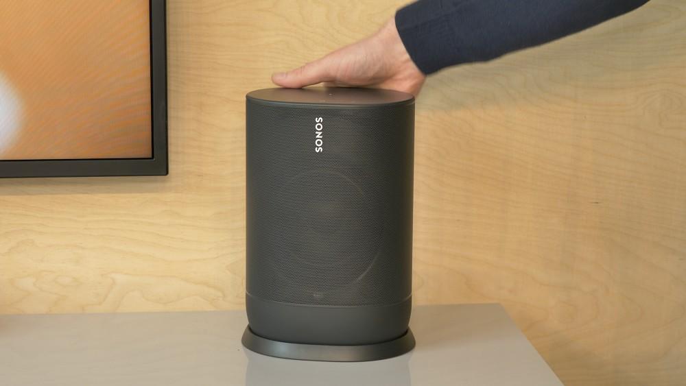 Sonos Move ausprobiert (Ifa 2019)
