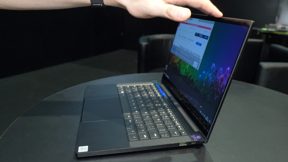 Razer Blade Stealth 13 mit GTX 1650 - Hands on (Ifa 2019)