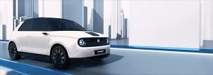Honda E - Herstellervideo