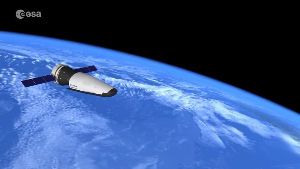 Europäischer Raumgleiter Space Rider - Esa