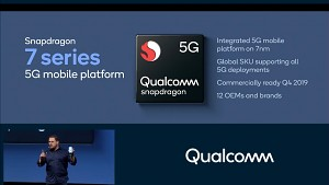 Qualcomm kündigt 5G-Snapdragons an