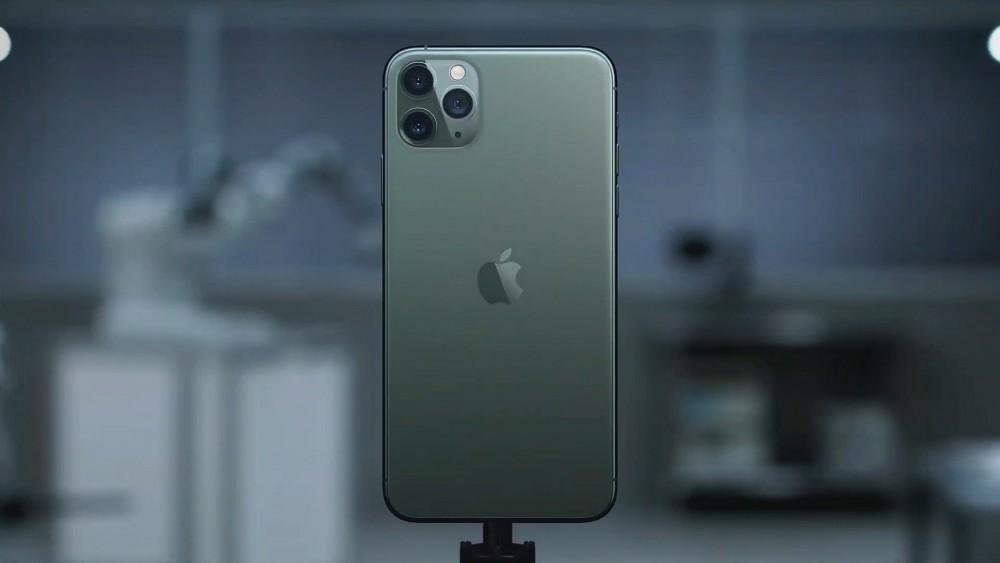 Apple stellt das iPhone 11 Pro vor
