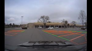 Parkplatzsuche per KI (Nvidia)