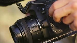 Canon stellt die EOS 90D vor (Herstellervideo)