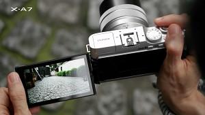 Fujifilm X-A7 (Herstellervideo)