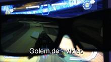 Spiele auf der Playstation 3 in 3D auf der IFA 2009