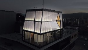 DFAB - ein Haus, gebaut von Robotern (Firmenvideo)