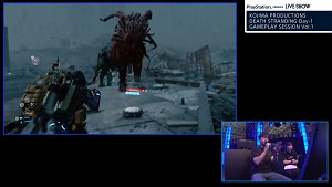 Hideo Kojima erklärt Death Stranding - 50 Minuten Gameplay (englisch)