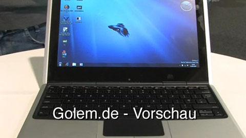 Nokia Booklet 3G - Vorschau von der IFA 2009