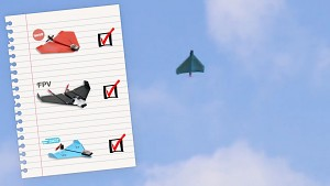 Powerup 4.0 - Papierflugzeuge mit Motor