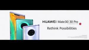 Huawei Mate 30 Serie - Trailer