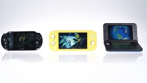 Nintendo Switch Lite - Test