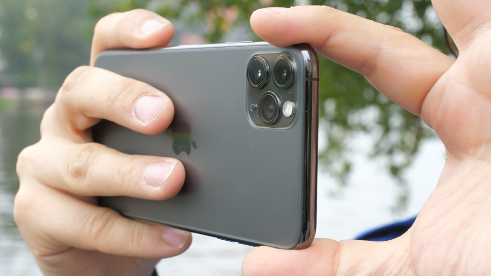 iPhone 11 Pro Max - Test