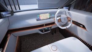Nissan stellt elektrisches Luxus-Stadtauto IMk vor (Herstellervideo)