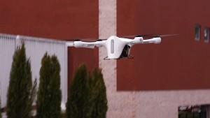UPS liefert per Drohne - Firmenvideo