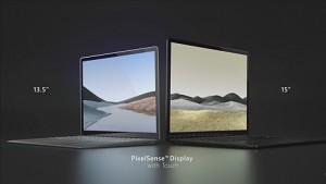 Microsoft Surface Laptop 3 (Herstellervideo)