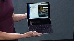 Microsoft stellt Surface Neo vor