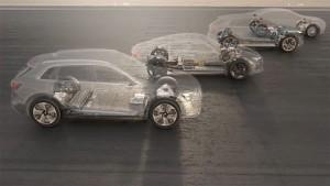 Audi Elektroplattformen