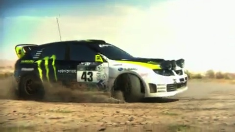 Colin McRae Dirt 2 2009 - Trailer
