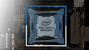 Intel zeigt Xeon W-2200