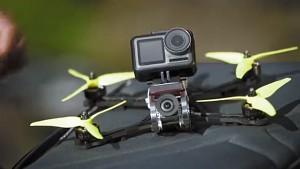 Filmdreh mit dem DJI-FPV-Drohnensystem