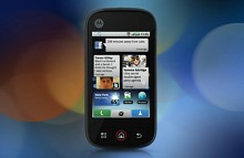 Motorola Dext Motoblur Home Screen Trailer