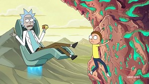 Rick and Morty Staffel 4 - Trailer