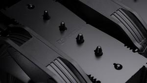 Noctua zeigt Chromax-Black-CPU-Kühler