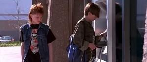 John Connor hackt einen Bankautomaten mit dem Atari Portfolio