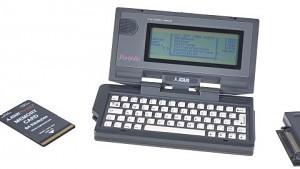 Atari Portfolio angesehen
