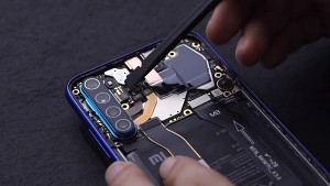Redmi Note 8 - Teardown (Herstellervideo)