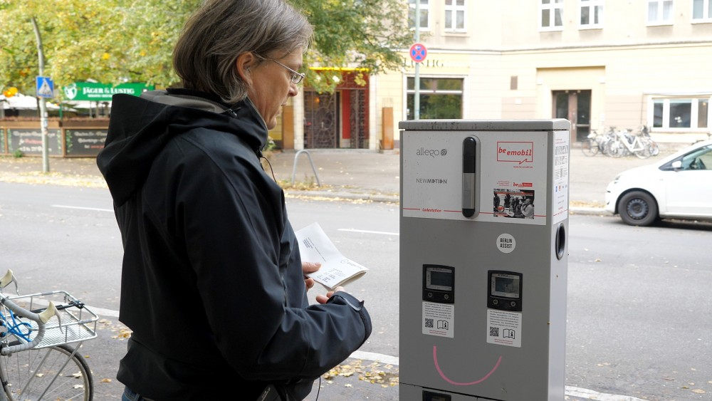 Eichrechtskonforme Ladesäule von Allego getestet