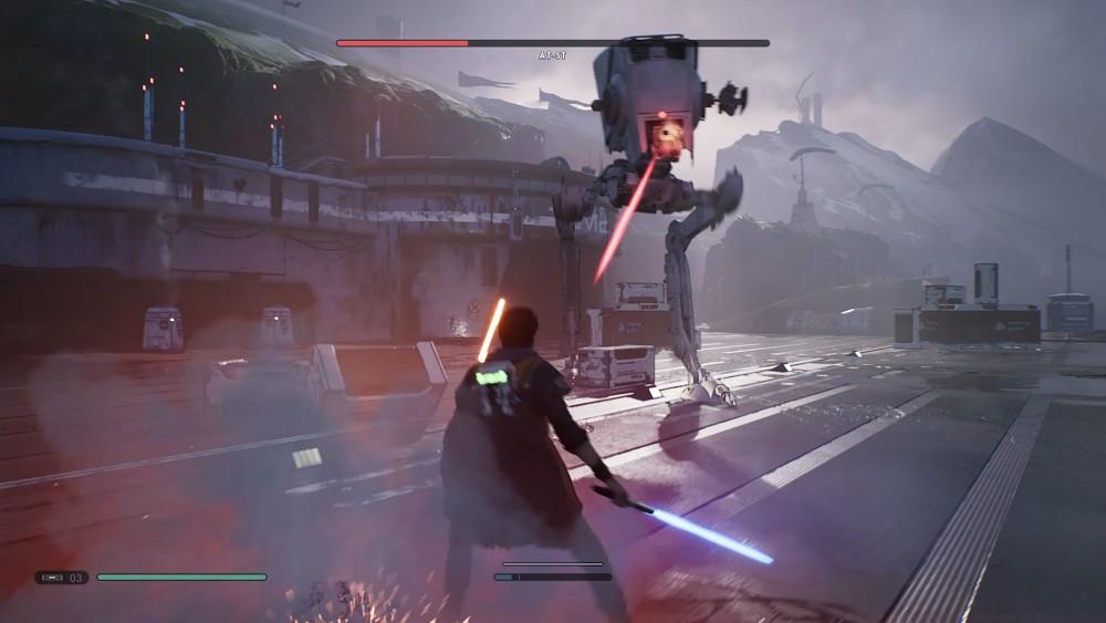 Star Wars Jedi Fallen Order angespielt