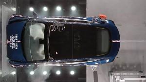 Tesla zeigt Crashtest des Model 3 (Herstellervideo)