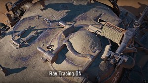 Raytracing-Schatten in World of Tanks
