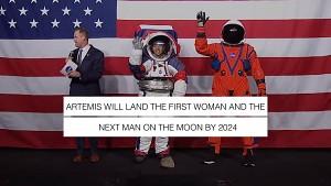 NASA präsentiert neue Raumanzüge für Mond und Mars