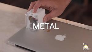 Princube - Vorstellungsvideo des Mini-Druckers