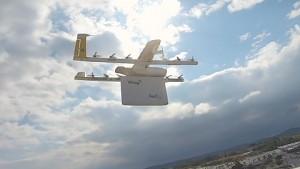 Paketzustellung per Drohne gestartet (Firmenvideo)