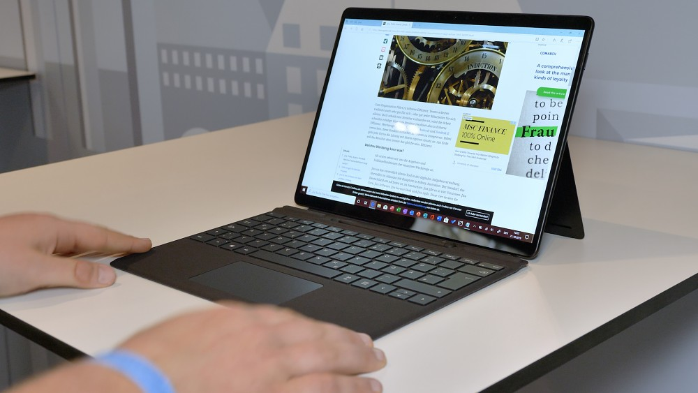 Microsoft Surface Pro X - Hands on