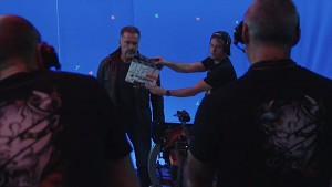 Terminator Dark Fate (Behind the Scenes)