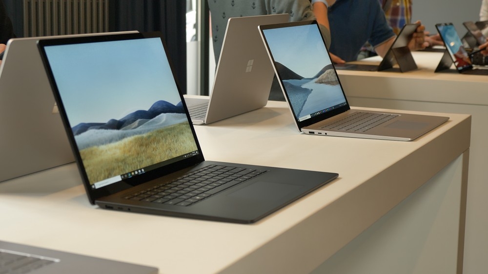 Microsoft Surface Laptop 3 (15 Zoll) - Hands on