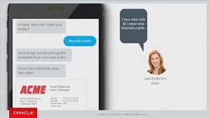 Chatbots - eine Einführung (Oracle, englisch)